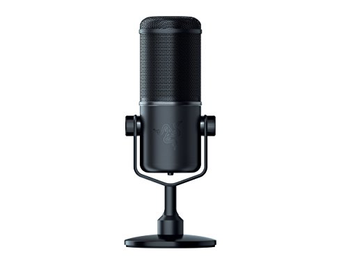 3. Razer Seiren Elite Streaming Microphone