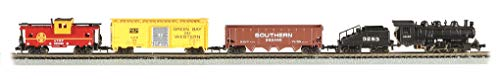 Bachmann Trains - Yard Boss Ready To Run Electric Train Set - N Scale