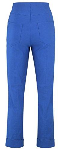 W42 Pantalon Bleu Nautic Femme Stehmann 7I0qpn