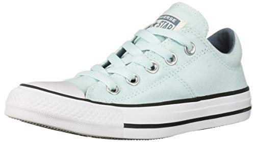 Converse Women's Chuck Taylor All Star Madison Low Top Sneaker Tint/Celestial Teal/White, 7 M US]()