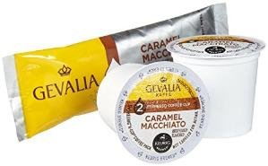 Gevalia Caramel Macchiato 2-Step K-Cup & Froth Packets (24 Count)