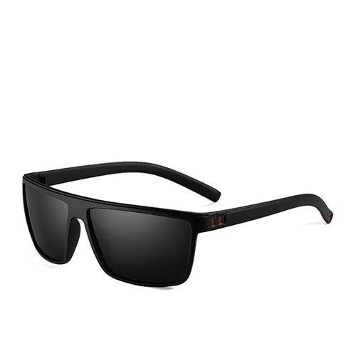 de Sunglasses polarizadas Gafas TL los para sol gafas C2 hombres gafas Guía Smoke mate Volver Black C2 humo viaje negro de Matte dqwwXt