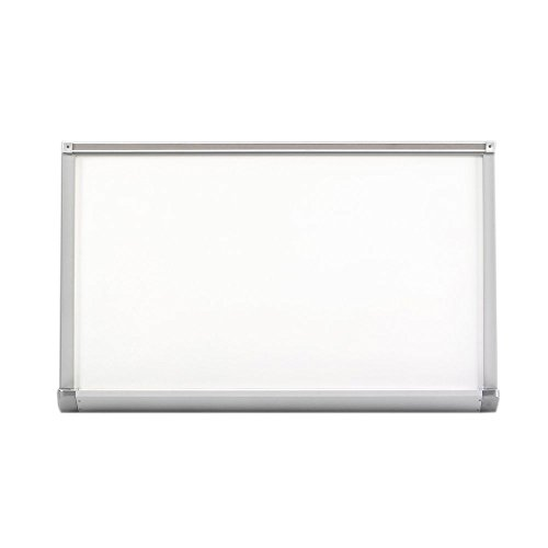 Marsh Pro-Rite 60x120 White porcelain markerboard, Thin Line Aluminum trim / 2