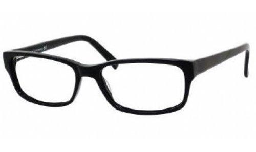 Chesterfield 16 XL Eyeglasses (807) Black, 58 - Prescription Xl Eyeglasses