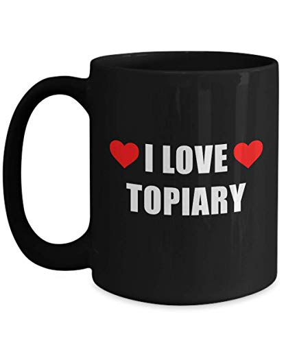 I Love Topiary Horticultural Training Perennial Plants, Clip Foliage