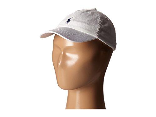 Ralph Lauren Polo Infant Boys Hat Ball Cap (One size , White) (Ralph Lauren Baby Boy)