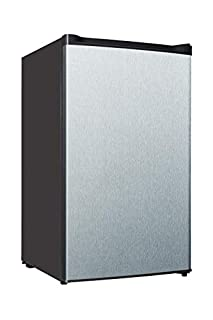 Midea WHS-109FSS1 Compact Single Reversible Door Upright Freezer, 3.0 Cubic Feet, Stainless Steel (B00L7QVT0G) | Amazon Products