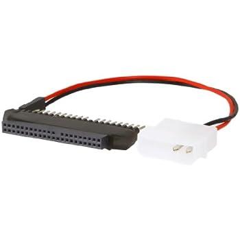Kinamax ADP-IDE23 Laptop 2.5-Inch to Desktop 3.5-Inch IDE Hard Drive Adapter Converter