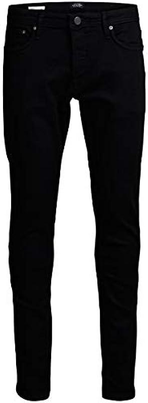 JACK & JONES Male Slim Fit Jeans Glenn Felix AM 046: Odzież
