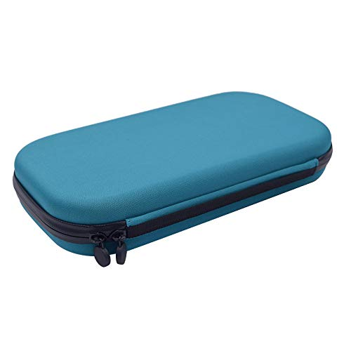 PinShang Portable Stethoscope Storage Box Carry Travel Case Bag Hard Drive Pen Medical Organizer Blue by PinShang