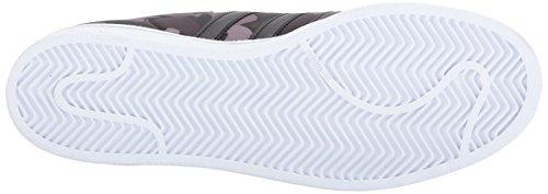 adidas Originals Herren Superstar Foundation Casual Sneaker Schwarz / Schwarz / Schwarz Schlange