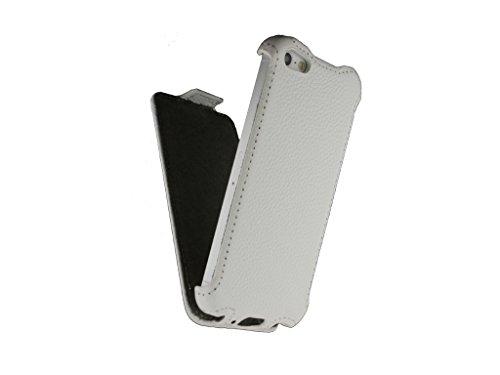 Mobilize Slim Flip Case iPhone 5/5S White