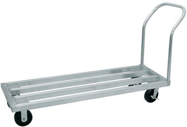 "Advance Tabco 48"" Dunnage (Mobile Lite Series) Square Bar (Lite Series) Rack Model DUN-2048C"
