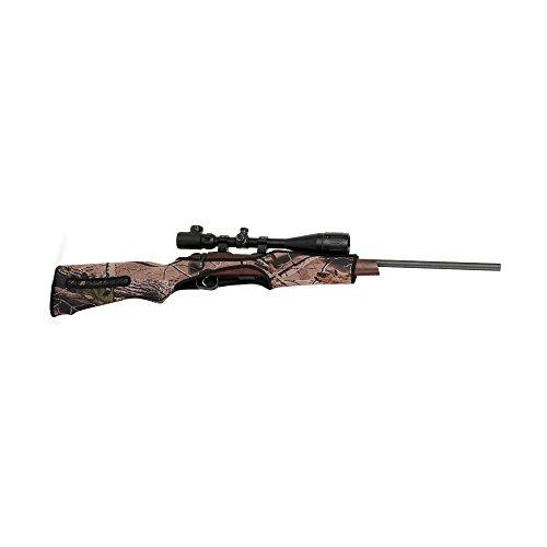 Camo Shotgun Cover (Xhunter Gun Stock Cover Rifle Shotgun Protective Cloth Neoprene Camo Nonslip)
