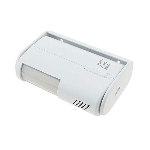 BeMatik - Avisador sonoro de Presencia y Alarma basado en Sensor de Infrarrojos y Detector de Movimiento