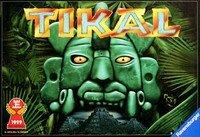 Tikal (Tikal Board Game)