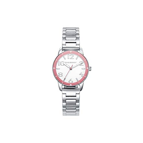 Viceroy Watch 461058-05 Sweet Girl White Steel