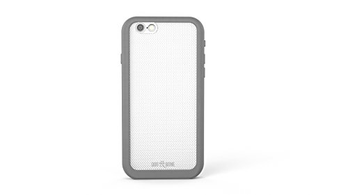 Price comparison product image Dog & Bone Wetsuit Impact - Rugged, Waterproof iPhone 6 Plus, iPhone 6s Plus Case - Silvertail