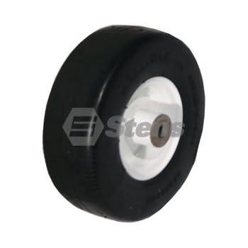 "2 Bobcat Flat Free Tire Assemblies 9x3.50-4 Fits Classic Pro 32/"" 36/"" 48/"" 38209"