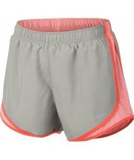 Pantaloncino Colorblock Nike Womens Wet Wicking Grigio Chiaro