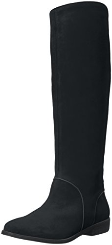 UGG Women's Gracen Winter Boot, Black, 10 M US