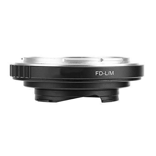 Mugast Adapter für FD-LM-Objektivfassung, Adapterring für Kameraobjektiv für Canon FD-Objektivfassung für Leica M-Kamera…