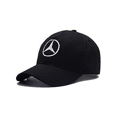 Black Baseball Cap Motor Hat F1 Racing Hat Cadillac 2