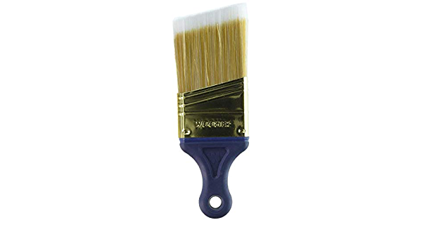 White Wooster Brush Q3211-2 Shortcut Angle Sash Paintbrush 2-Inch 2 Pack 2 Inch