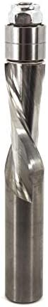 Whiteside Router Bits RFTD5125 1/2-Inch Spiral Flush Trim Bit with 1-1/4-Inch Cutting Length