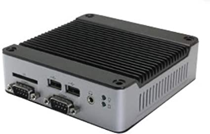 DMP Mini Box PC EB-3362-L2SSP Supports VGA Output mPCIe Port x 1 and Auto Power On It Features 1-Port 10//100 Mbps Ethernet and 1-Port 1 Gbps Ethernet.