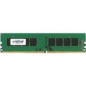 Crucial Technology 4GB 288-Pin EUDIMM DDR4 (PC4-19200) Server Memory Module, CL=17, Unbuffered, 2400 MT/S Speed, ECC, 1.2V, 512Meg x 72, x8 Based, Single Ranked