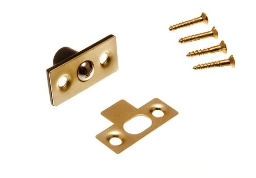 BALES CATCH TUBULAR BALL LATCH WITH SCREWS 13MM 1/2 INCH ( pack of 6 ) onestopdiy.com