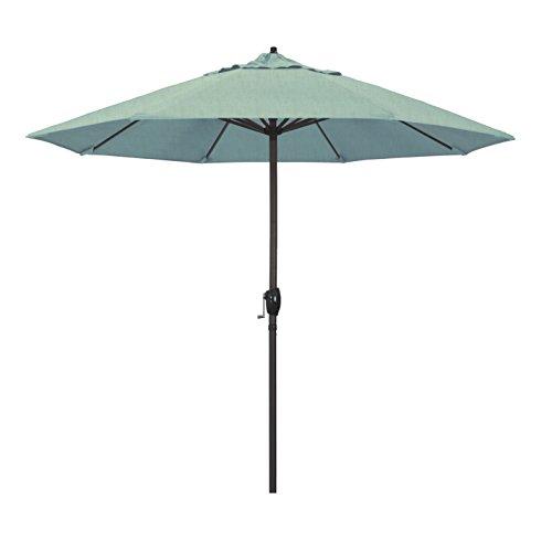 California Umbrella Aluminum Market Sunbrella product image