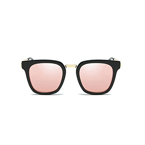 Color polarizadas DT Gafas Mujeres de Gafas 1 Sol Gafas de Sol de Gafas cuadradas de 3 Conducción Sol twzZrtq6