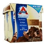 Advantage Mocha Latte Shake 11 Ounces (4 Count) (Ships Ground Only) Review