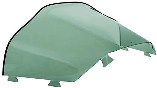 Kimpex Polycarbonate Windshield - Med - 13in. - Smoke 06-459-02