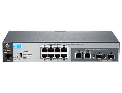 HP J9777A 2530-8G Ethernet Switch