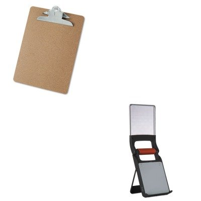 KITEVEENFFL81EUNV40304 - Value Kit - Energizer Fusion Folding Lantern (EVEENFFL81E) and Universal 40304 Letter Size Clipboards (UNV40304) (Energizer Folding Lantern)