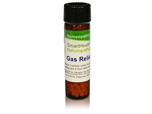 Miracle Gas Relief. Anti-Gas. Flatulence.Oral Homeopathic Pellets. High potency.
