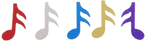 Fanci-Fetti Musical Notes (multi-color) Party Accessory  (1 count) (1 Oz/Pkg) ()