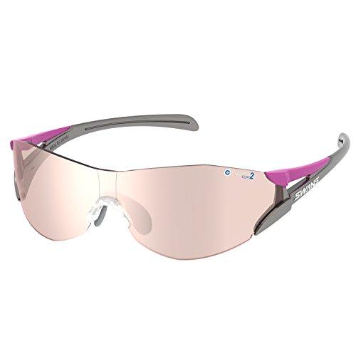 Swans Sunglasses SOU PRO-C SOU PRO-C-M2C SOUPRO-C-3109PI/GM [Made In Japan] by SWANS