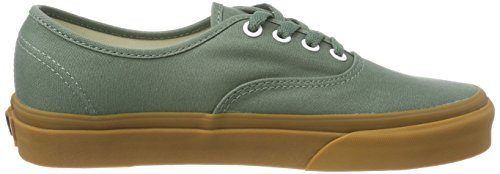 Vans Gum Vans Authentic Duck Green Gum Duck Authentic Green 118rqTf6