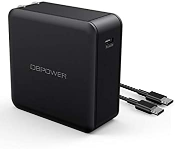 DBPOWER USB Type C Charger with Power Delivery 45W USB Wall Charger