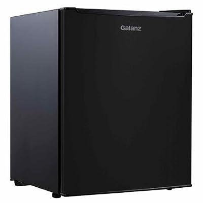Galanz 2.7 Cu. Ft. Mini Refrigerator/Freezer, Black by Unknown