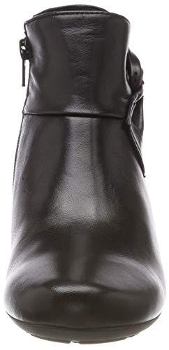 57 Schwarz Botines Sport Micro Noir Femme Shoes Gabor Comfort xqtw6S8qY
