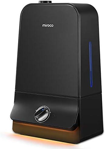 Miroco Ultrasonic Humidifier Adjustable Automatic product image