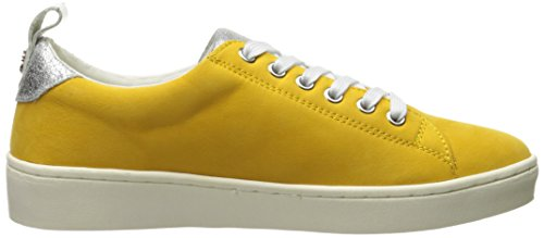 Sneaker Gialla In Nubuck Da Donna Londra Fly London