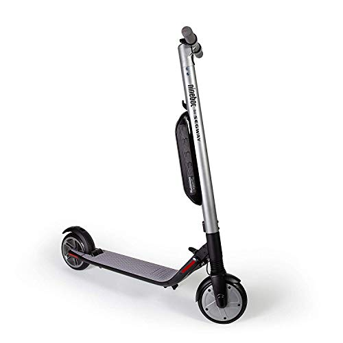 Segway – ES4 KickScooter Ninebot – High Performance Foldable Electric Scooter – 28 Mile Range, 18.6 mph Top Speed, Cruise Control, Mobile App Connectivity
