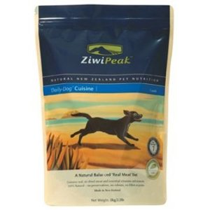 Ziwipeak Air (ZiwiPeak Daily Cuisine Dog Food Beef 2.2 lbs)