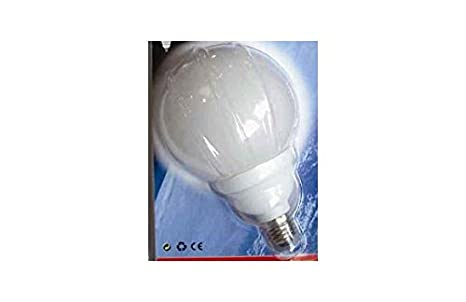 Lampade A Globo A Risparmio Energetico : Lampada bassa a risparmio energetico e globo w amazon